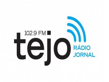 logotipo TEJO rádio-jornal vetores cores