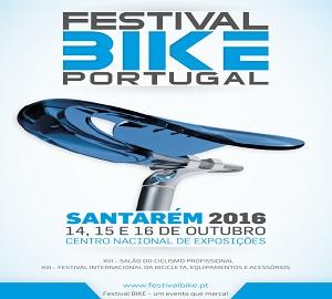 Festival Bike Portugal  DE 14 A 16 OUTUBRO EM SANTARÉM