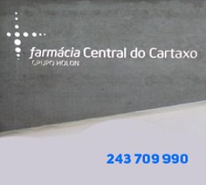 farmácia  central do cartaxo