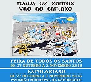 feira de todos os santos de 27 de outubro a 2 novembro no cartaxo