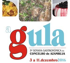 PUB – A GULA – 5ª Semana Gastronómica DE AZAMBUJA