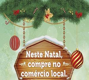 "PUB – ""Natal e o Comércio Local""  sALVATERRA MAGOS"