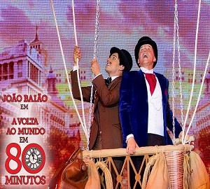 Grande Réveillon no Teatro Politeama com João Baião
