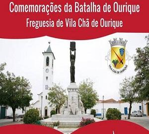 Pub-Comemorações da Batalha de Ourique – dias 22 e 23 julho