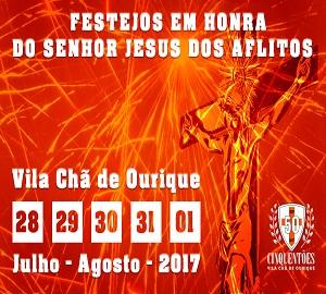 Festejos em honra do senhor jesus dos aflitos