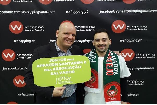 Selecionador Nacional de Futsal apadrinha torneio em Santarém 9812ac4ac06d7